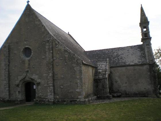 ** Vieille église en Bretagne **