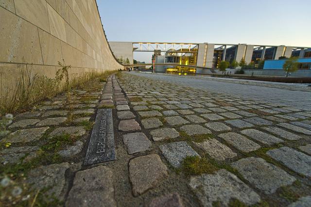 Mauerwanderweg, Berlin Wall 1961-1989