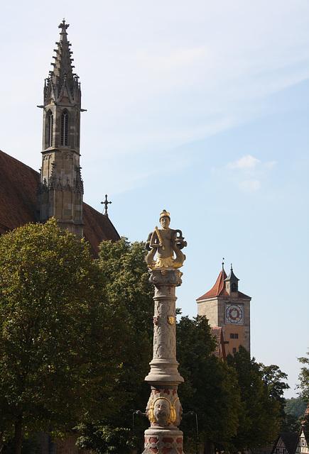 An der Franziskanerkirche