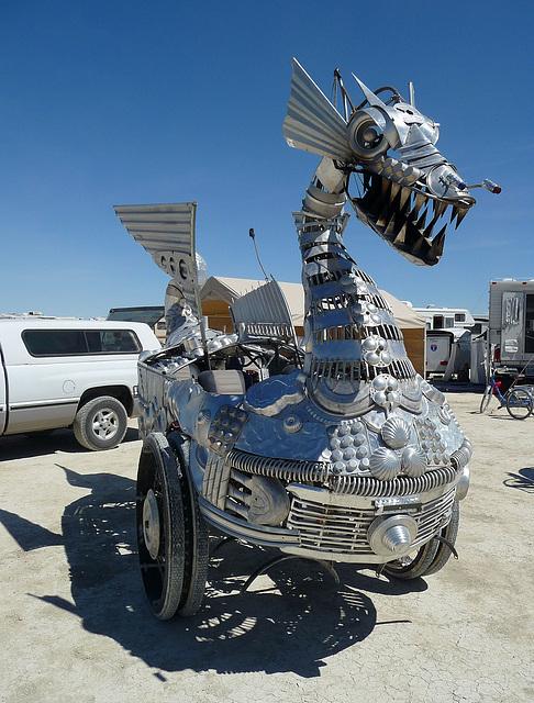 Dragon Mutant Vehicle (0600)