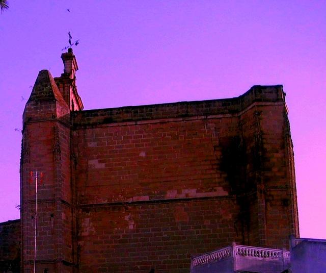 Jerez de la Frontera, bloody Alcázar