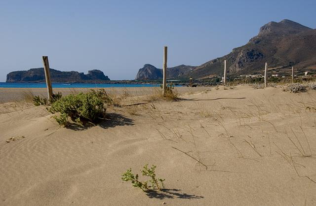 Falasarna - The Big Beach