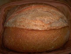 Zuurdesem strengelbrood
