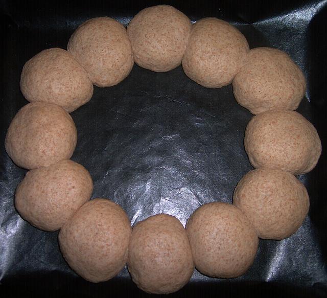 Pane Integrale - Whole-Wheat  Bread