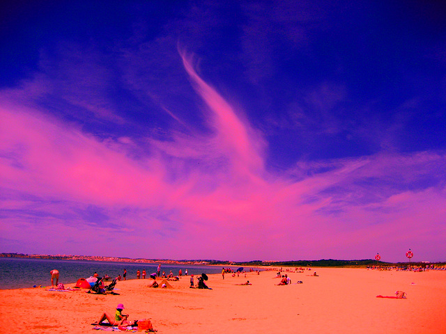 Algarve, Praia Alvor