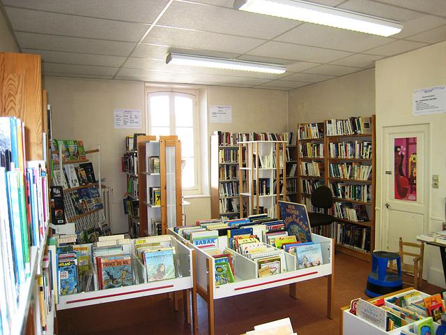 Bibliothèque de Bombon