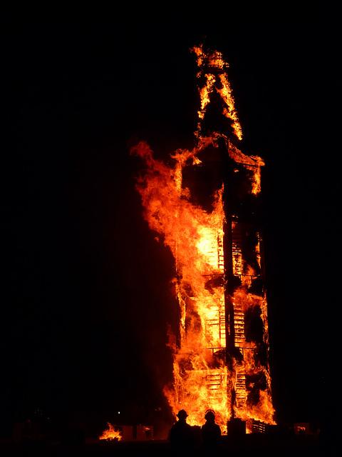 The Man Burning (1235)