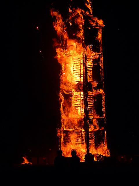 The Man Burning (1241)
