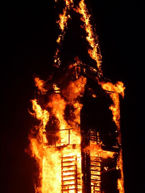 The Man Burning (1244)