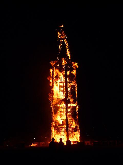 The Man Burning (1246)