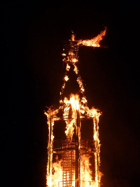 The Man Burning (1256)