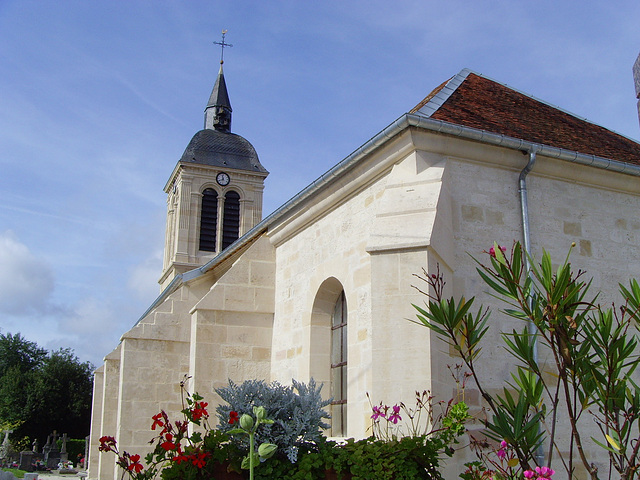 GERMAY  Hte Marne  l'Eglise