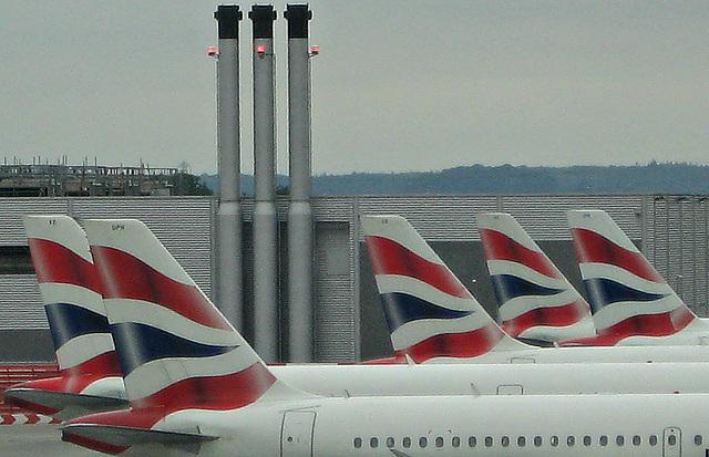 British tails