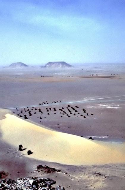 les couleurs du désert : pour Marie