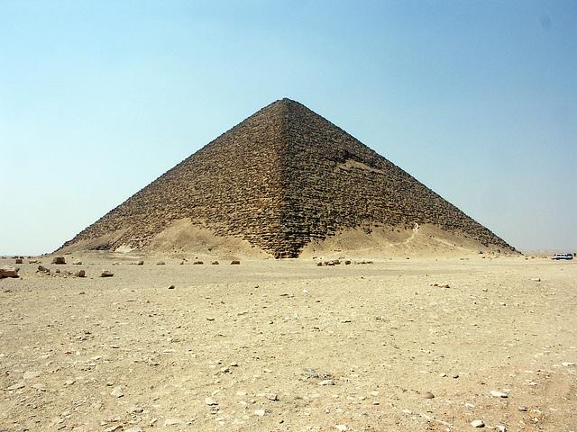 Red Pyramid/ Dahshur