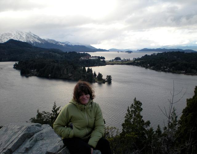 Lac Nahuel Huapi, Argentine
