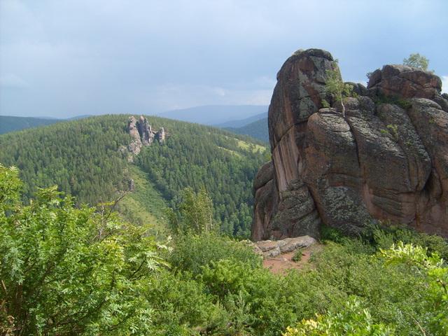 naturparko proksime de Krasnojarsk (4)