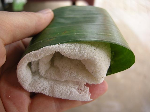 Reismehlpfannkuchen