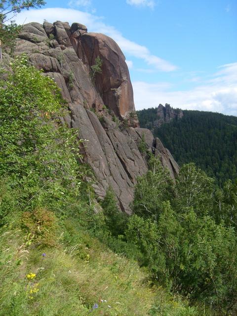 naturparko proksime de Krasnojarsk (8)