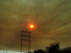 Los Angeles is burning...