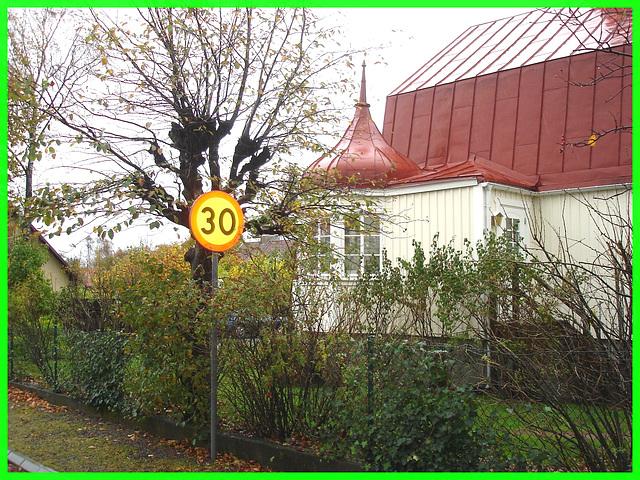 30 fois admirable  !  30 times admirable !  Båstad en Suède