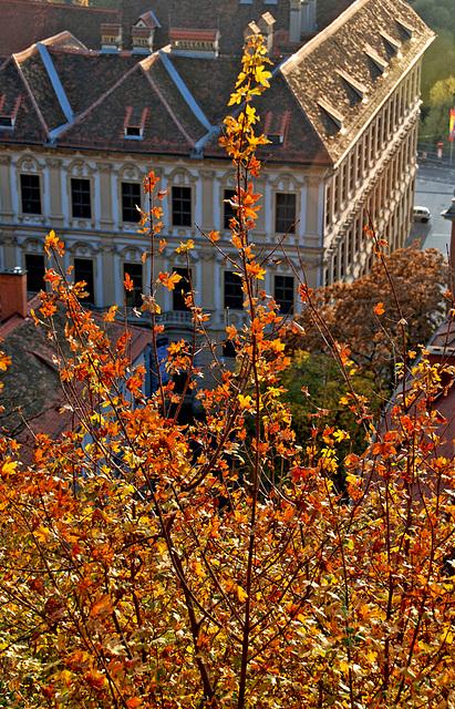 Graz - Autumn