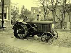 Antiquités / Antiques /  Ormstown, Québec, Canada / 29 mars 2009 - Vintage / En photo ancienne