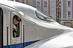 Train Driver - Shinkansen series N700