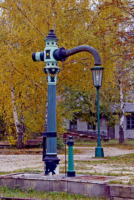 Watering Standpipe