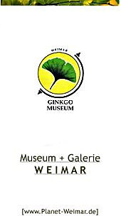 faldfolio de la muzeo