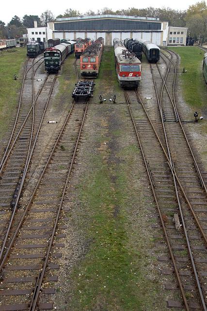 Railway Museum Strasshof