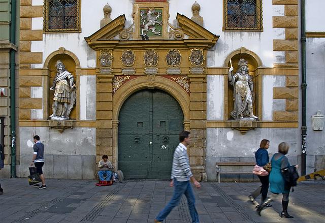 2 hours in Graz - 071 - Landhaus-Herrengasse