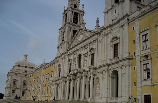 Palace and Convent of Mafra (2)