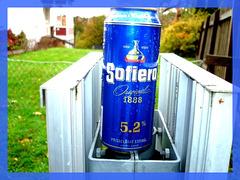 Sofiero !!  Salud ! Cheers ! Santé !  Båstad , Suède.  21 octobre 2008