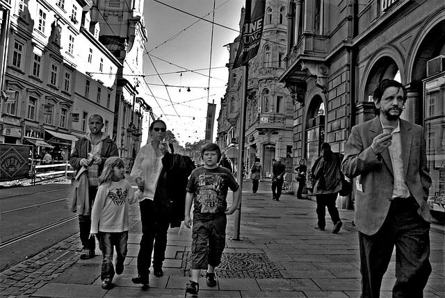 2 hours in Graz - 072 - Herrengasse