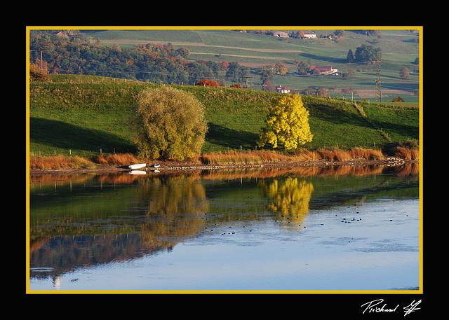 Le Lac de Bret