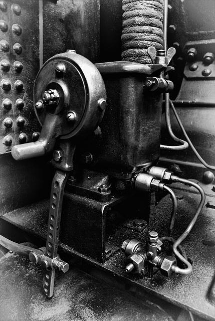 Steam Machine Detail