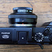 X-M1 27mm with Leica 12550 hood