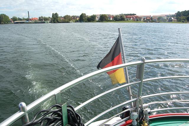 Germana flago