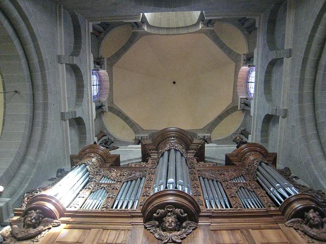Orgues - Cathédrale Notre-Dame - Le Puy en Velais (43)