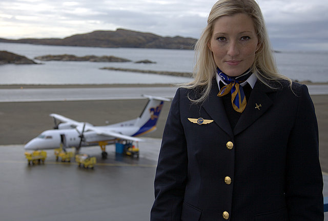 Halldóra pilot