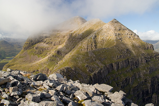 O Wonderful Shiny Mountain Day
