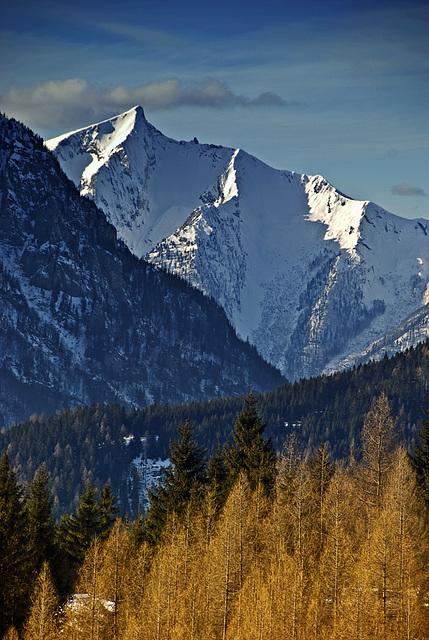 Tamischbachturm - 2035 m