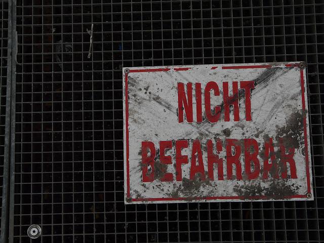 unheard sign