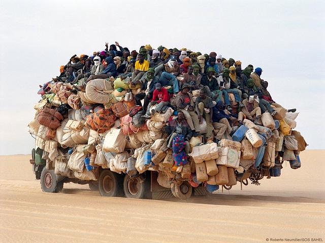 Covoiturage au Sahel : record battu