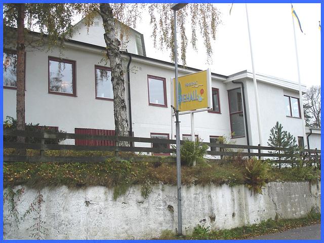 Pensionat Enehall-  Båstad .  Suède / Sweden