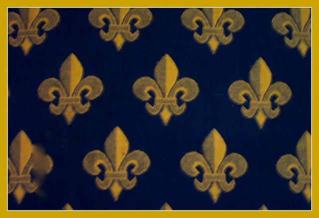 Textile Art, ma nappe made in India