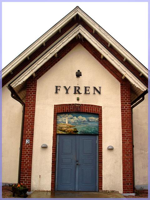 Fyren ouvres-toi !  Båstad / Suède / Sweden - 21 octobre 2008