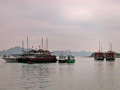 A myth about Hạ Long Bay