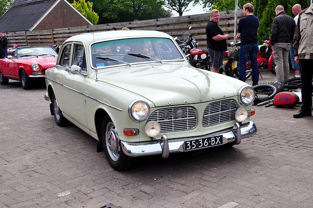 Oldtimershow Hoornsterzwaag – 1966 Volvo Amazon P12294